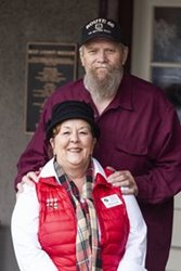 Roger & Linda Collins are Locals Who Make a Difference