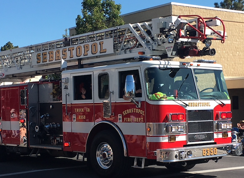 Sebastopol Fire Department Open House