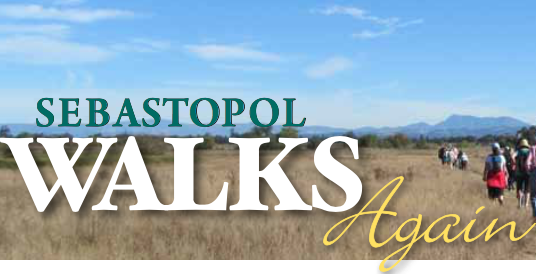 Sebastopol Walks 2019 Schedule