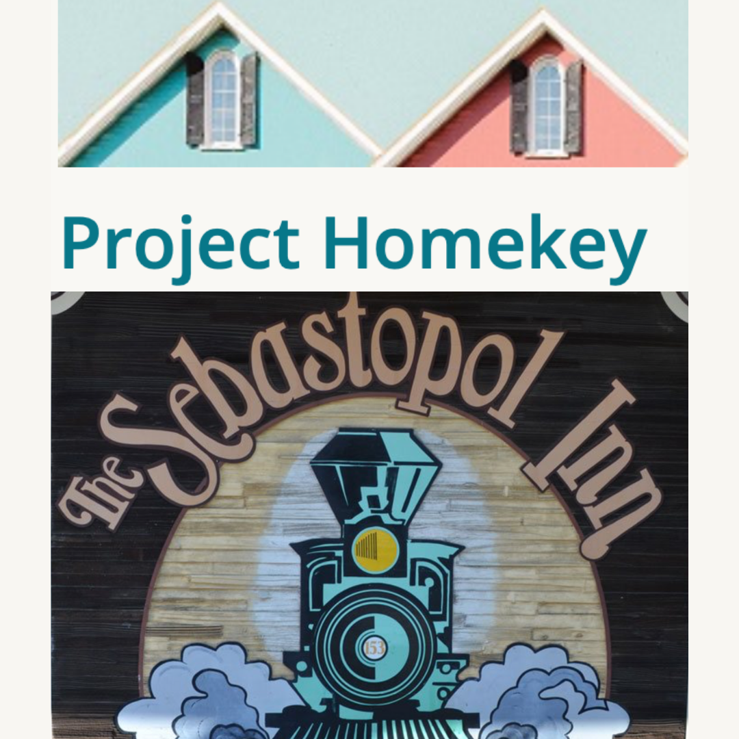 12/8: County Discusses Use of Sebastopol Inn for Project Homekey Homeless Services at Dec. 15 City C