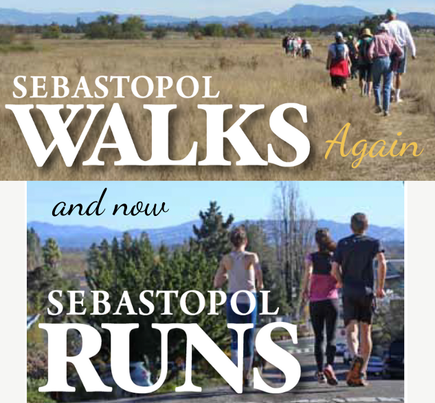 Sebastopol WALKS & Sebastopol RUNS 2020 Schedule