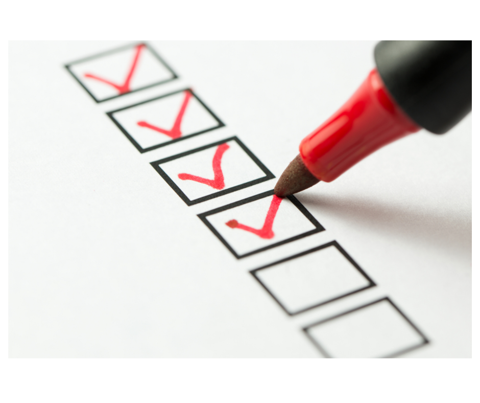 Power Shutoff Safety Checklist