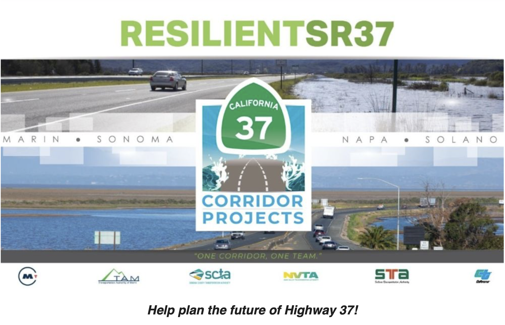 4/12: Help Plan the Future of Highway 37!